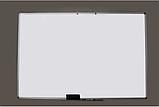 Магнітно-маркерна дошка 45х60 см в алюмінієвій рамі UkrBoards. Біла дошка для малювання маркером, фото 2