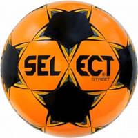 М'яч футбольний Select Street - Розмір 5 (orange)