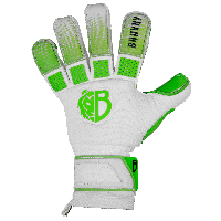 Вратарские перчатки Bravry Extreme Ultra Light Hybrid Roll/Negative