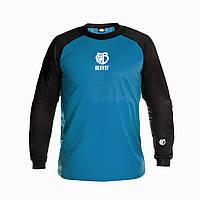 Реглан вратарский Bravry Superiority GK Shirt Kevlar Blue