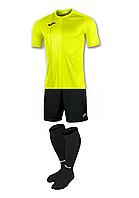 Комплект футбольної форми Joma TIGER - (лимонний)