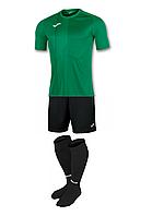 Комплект футбольної форми Joma TIGER - (темно-зелений)