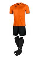 Комплект футбольної форми Joma TIGER - (помаранчевий)