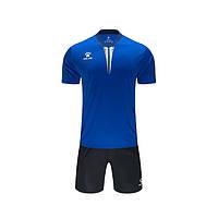 Комплект детской футбольной формы Kelme VALENCIA (синий) 3893047-409