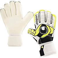 Воротарські рукавички Uhlsport ERGONOMIC SOFT R 100014101