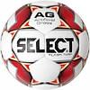 Мяч футбольный SELECT Flash Turf (012) бел/красн размер 4