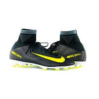 Бутси футбольні дитячі Nike MERCURIAL SUPERFLY V CR7 FG JR 852483-376