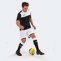 Комплект футбольної форми Joma WINNER - (чорний/білий)