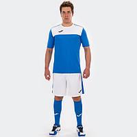 Комплект футбольной формы Joma WINNER - (синий/белый)