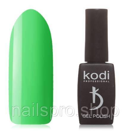 Гель-лак №130BR Kodi Professional 8 мл, зелений