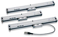 Датчик линейных перемещений инкрементный Givi Misure SCR W05 универсальная оптическая линейка