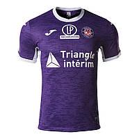 Основная футболка ФК Тулуза (Toulouse FC) Joma TF.101011.20 - сезон 2020/2021