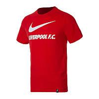 Футболка  LFC M NK TEE TR GROUND Nike CZ8196-657
