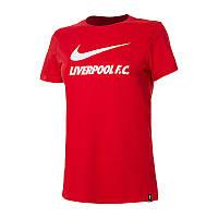Футболка  LFC W NK TEE TRN GROUND Nike CZ8214-657
