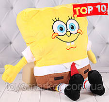 Мягкая игрушка Губка Боб, Спанч Боб, 30 см.