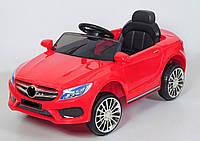 Електромобіль Tilly Mercedes, EVA, червоний, Bluetooth 2.4 G Р/У 12V4.5AH, мотор 2*25W, MP3, T-7620