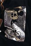 Жіноча футболка з принтом Міккі Маус, фото 2