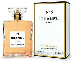 Chanel №5 eau de parfume, женская парфюмированная вoда 100 мл.