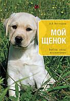 Книга: Мой щенок.  Выбор, уход, воспитание. Нестеров А.В.