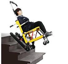 Сходові електричні підйомники для інвалідів