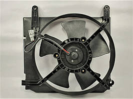 Вентилятор охлаждения Ланос GROG Корея