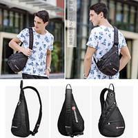 Городской рюкзак стильная молодежная сумка Swissgear