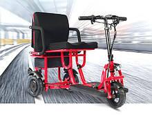 Скутера електричні для літніх людей