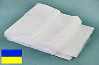 Агроволокно 17г/кв.м 1,6м х 5м Белое (Украина) в пакетах