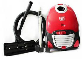 Пылесос мешковый Promotec PM-653 2000 Вт для сухой уборки Красный