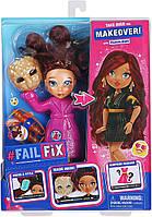 Ігровий набір Failfix з лялькою Гламурна Крихта серії Total Makeover