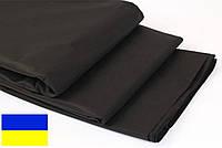 Агроволокно 60г/кв.м 1,07м х 10м Чёрное (Украина) пакетированное
