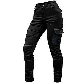 """Женские тактические брюки """"BAGIRA"""" BLACK"""
