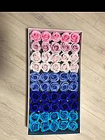 Мыльная роза, роза из мыла, розы для букетов из мыльных роз, фото 1