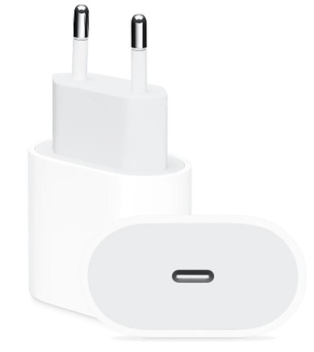 Зарядка для Iphone 11,12 (3А 20W)