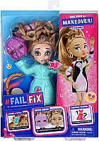 Ігровий набір Failfix з лялькою Діджейка серії Total Makeover