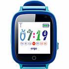 Дитячі смарт-годинник Ergo GPS Tracker Color C020 Blue