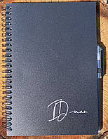 Смарт-блокнот smart notebook ID-man Многоразовый стираемый блокнот Умный блокнот