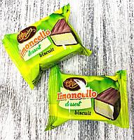 Конфета Бисквит Лимончело 1,2 кг. ТМ Шоколадно