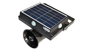Отпугиватель птиц на солнечной батарее VIANO с датчиком движения