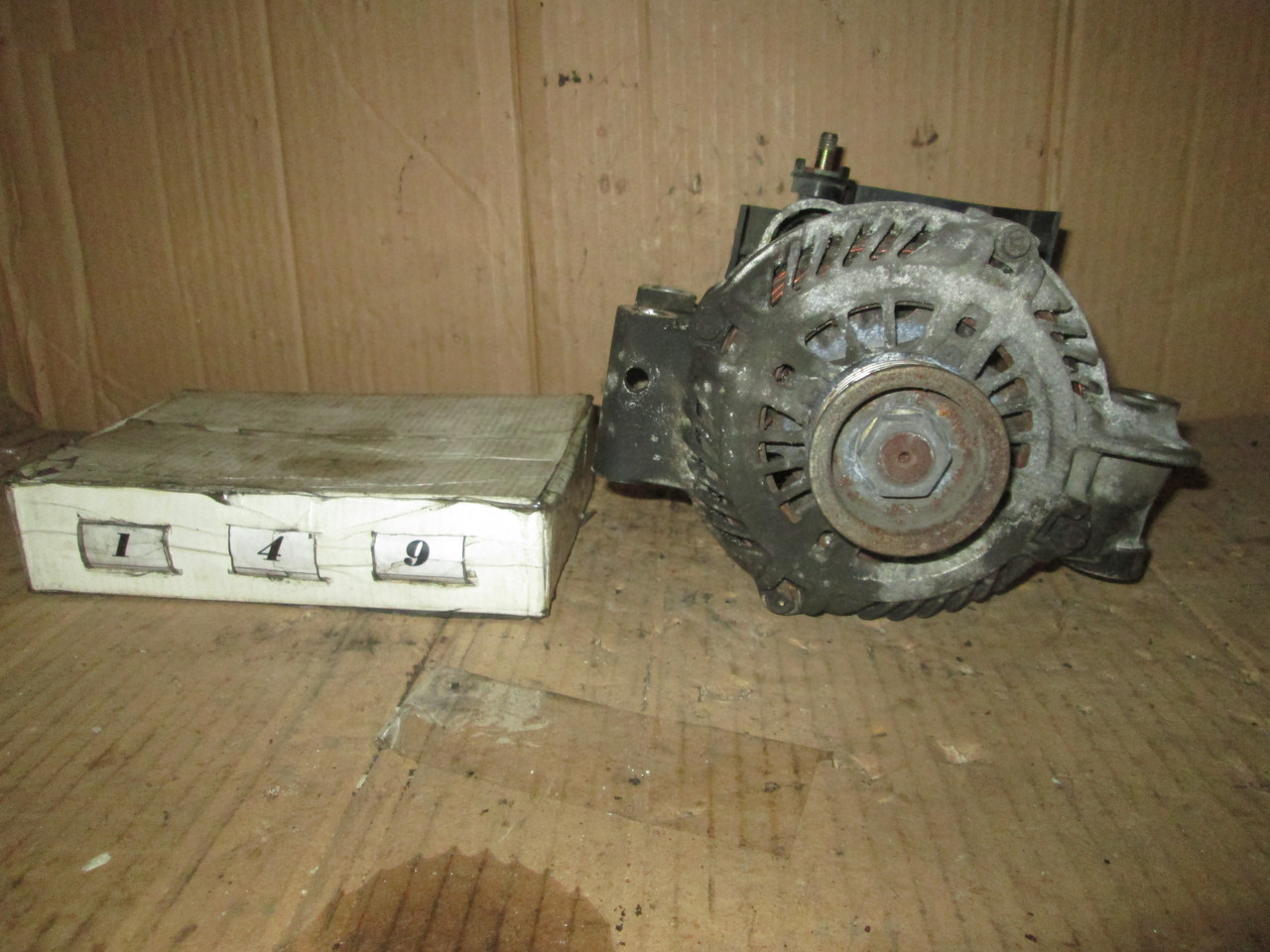 №149 Б/в Генератор A3TG0091 для Mazda 6 2002-2008