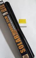 Пленка тонировочная ELEGANT 0.75x3m Dark Black 10% (SRC антицарапин), Автопленка. Пленка для стекол.