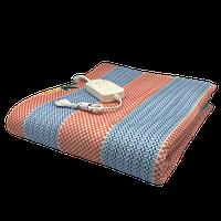 Простынь с подогревом двуспальная LUX 140х155. Турция, фото 1