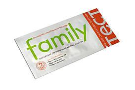 Тест для визначення вагітності «Family» чуство. 10 од.