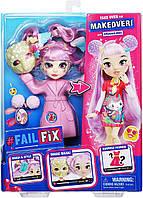 Ігровий набір Failfix з лялькою Кьюти Каваї серії Total Makeover