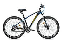 Горный спортивный велосипед ARDIS INSPIRON 29 дюймов ЧЕРНЫЙ ВЕЛОСИПЕД спортивный горный алюминиевый 29 дюйм