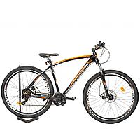 Горный спортивный велосипед ARDIS ZEUS 29 дюймов ОРАНЖЕВЫЙ ВЕЛОСИПЕД спортивный горный алюминиевый 29 дюйм