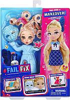 Ігровий набір Failfix з лялькою Школярка серії Total Makeover