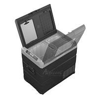 Компресорний автохолодильник Alpicool TW55. Двокамерний. Охолодження до -20℃, живлення 12, 24, 220 вольт., фото 6