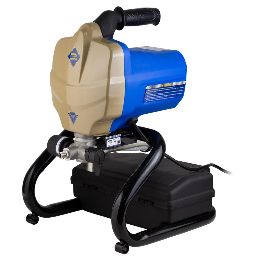 Апарат для безповітряного фарбування 650Вт 1.1 л/хв 210бар Profi SIGMA (6816561)