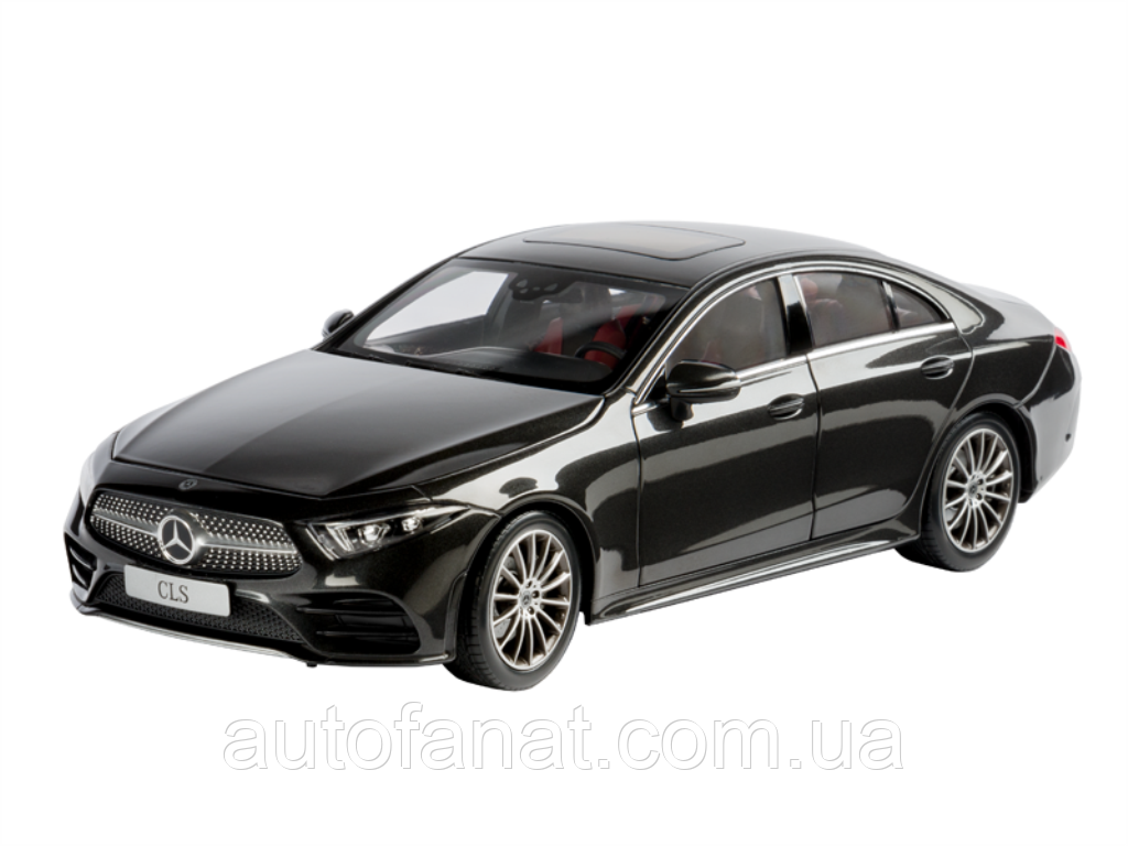 Модель Mercedes CLS Coupé AMG Line (C257), колекційна оригінальна металева (B66960546)